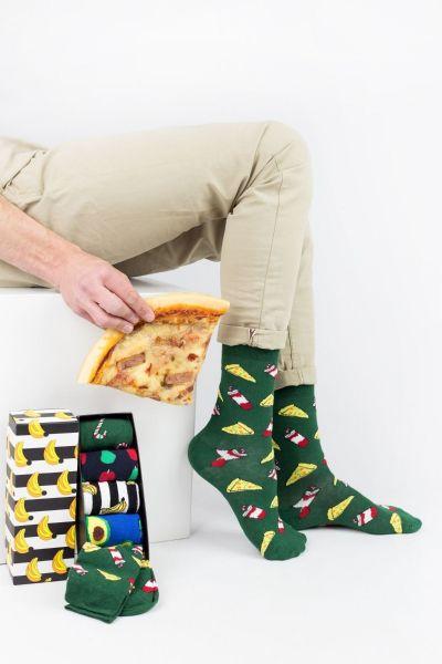 Fashion Κάλτσες Livoni FOODSTUFF 5 Ζευγάρια