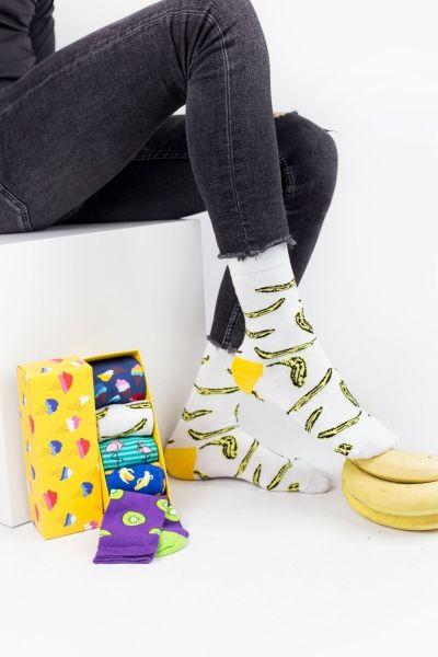 Fashion Κάλτσες Livoni SUMMERTIME 5 Ζευγάρια