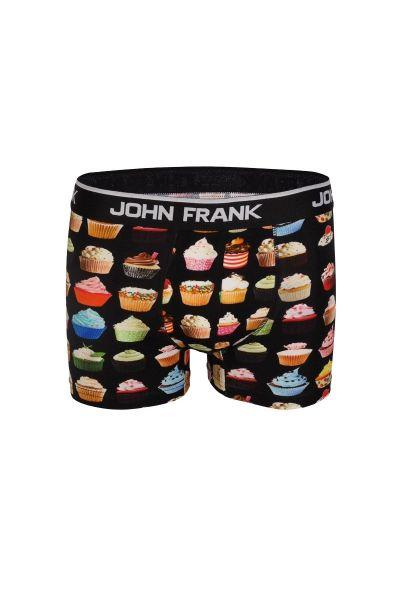 Boxer John Frank