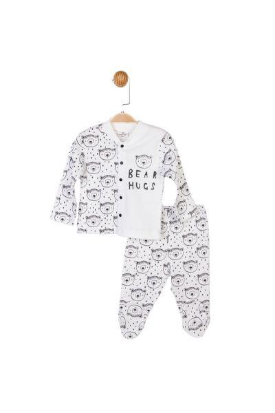 Βρεφικό Σετ Unisex Luggi Baby BEAR HUGS