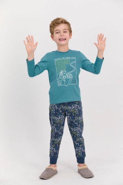 Παιδική πιτζάμα για αγόρι Roly Poly  NUMBERS