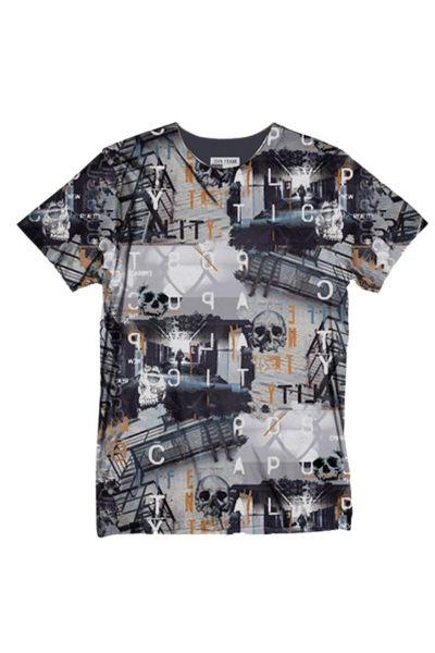 T-Shirt John Frank APOCALYPTIC