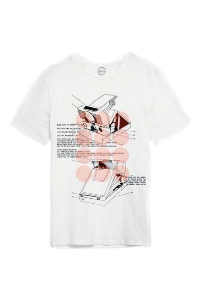 T-Shirt John Frank CAMERA