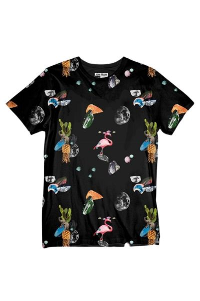 T-Shirt John Frank COSMOS