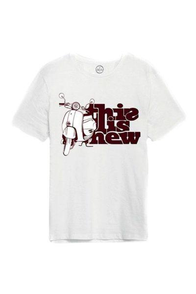 T-Shirt John Frank RIDE