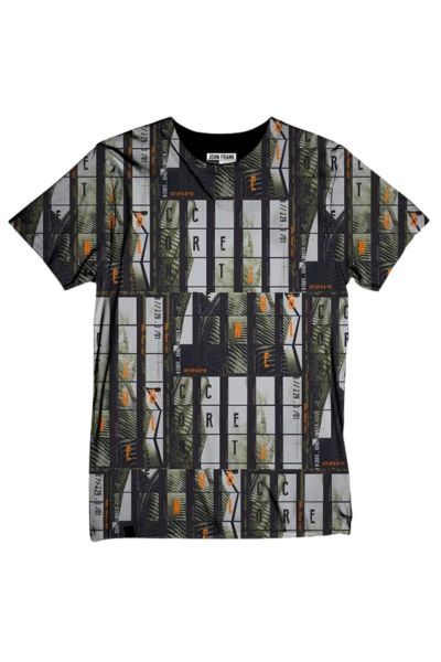 T-Shirt John Frank SCAPE