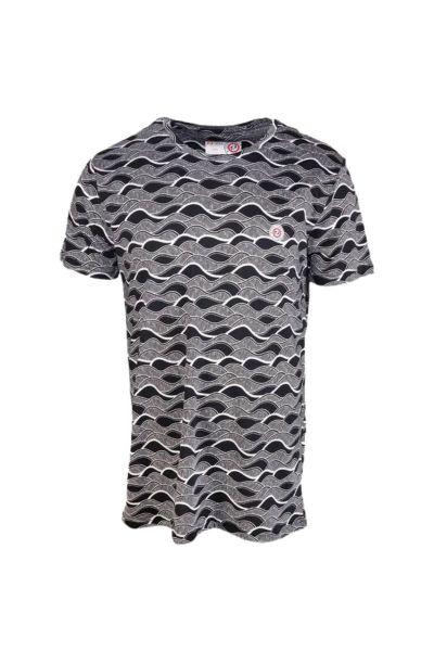 T-Shirt John Frank WAVE