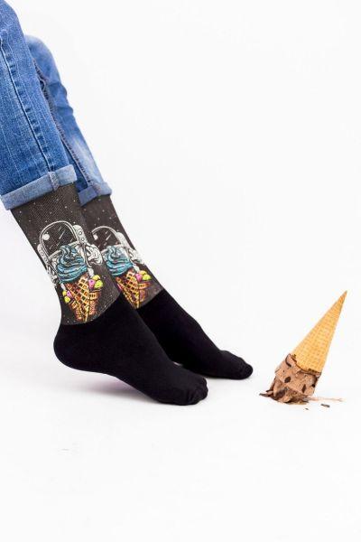 Unisex Fashion Κάλτσες Trendy ASTROCREAM