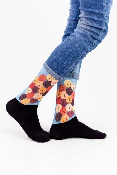Unisex Fashion Κάλτσες Trendy CLOCK