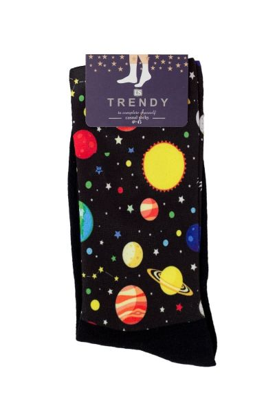 Unisex Fashion Κάλτσες Trendy GALAXY