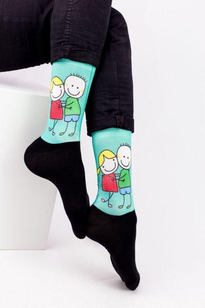 Unisex Fashion Κάλτσες Trendy HUGS