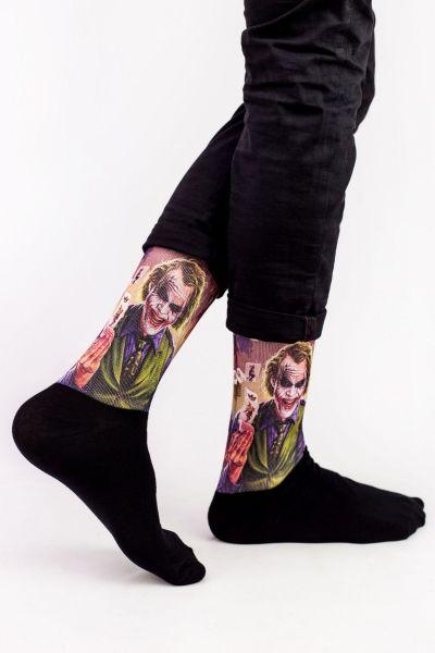 Unisex Fashion Κάλτσες Trendy JOKER