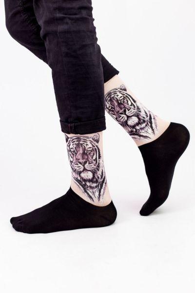 Unisex Fashion Κάλτσες Trendy KING