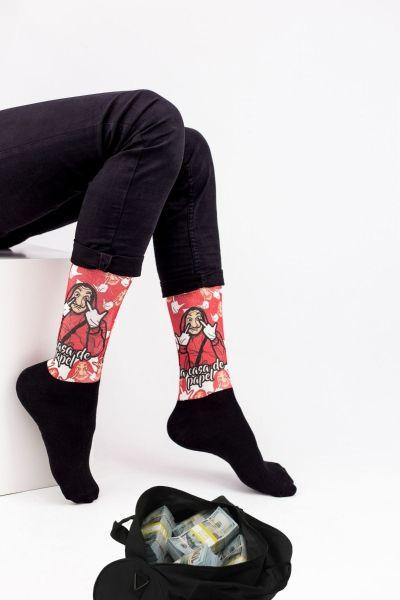 Unisex Fashion Κάλτσες Trendy LA CASA