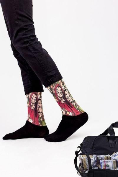 Unisex Fashion Κάλτσες Trendy LA CASA II