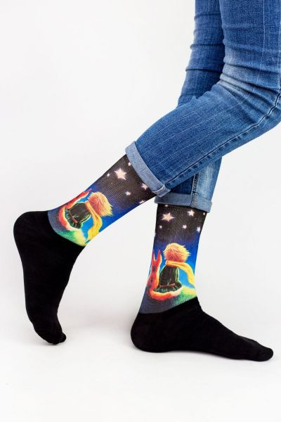 Unisex Fashion Κάλτσες Trendy LITTLE RPINCE II