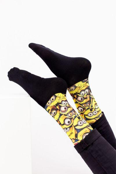 Unisex Fashion Κάλτσες Trendy MINIONS