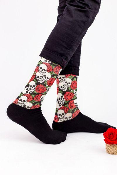 Unisex Fashion Κάλτσες Trendy ROSES