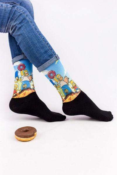 Unisex Fashion Κάλτσες Trendy SIMPSON