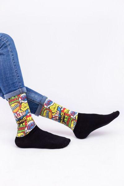 Unisex Fashion Κάλτσες Trendy SPLASH