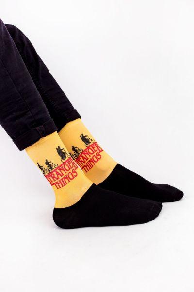 Unisex Fashion Κάλτσες Trendy STRANGER THING