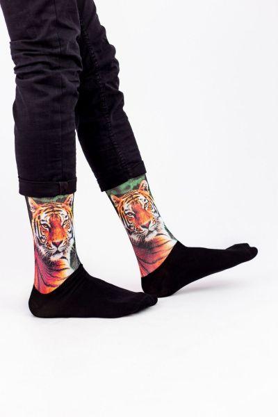 Unisex Fashion Κάλτσες Trendy TIGER