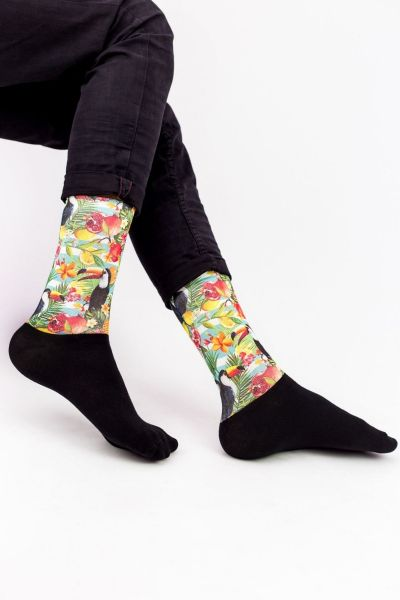 Unisex Fashion Κάλτσες Trendy TROPICAL