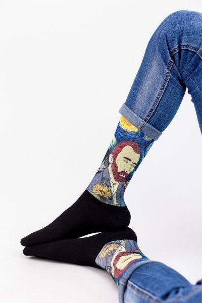 Unisex Fashion Κάλτσες Trendy VAN GOGH
